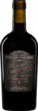 2017 Durell Vineyard Casteñada Red