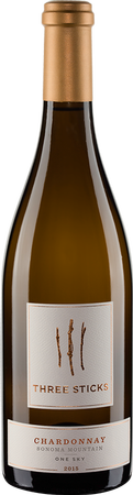 2017 Sonoma Mountain One Sky Chardonnay
