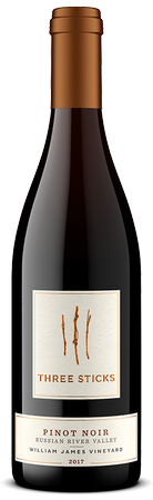 2018 William James Vineyard Pinot Noir